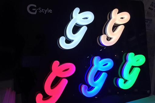 LEDサイン_ネオン風