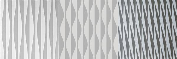 デザインパネル壁面装飾_V-line