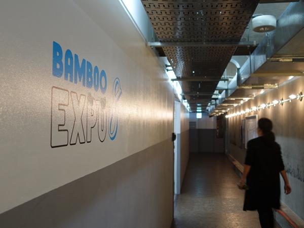 BAMBOO EXPO8出展しました